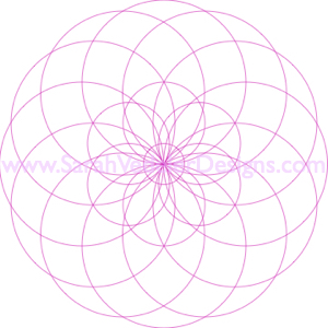Flower of Life Variation