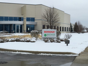 BERNINA Head Office, Aurora, IL