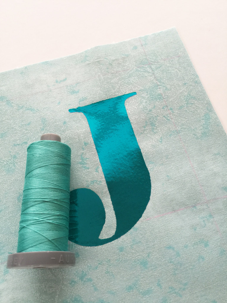 Marking your fabric for Multiple Hooping