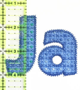 """3"""" Letters"""