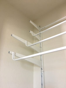 IKEA ALGOT Clothes Rails