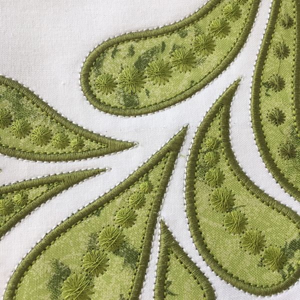 Tips For Pucker Free Embroidery Machine Embroidered Applique By