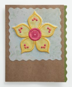 Petal Power Card 5 Petals