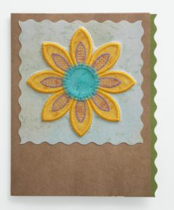 Petal Power Card 8 Petals