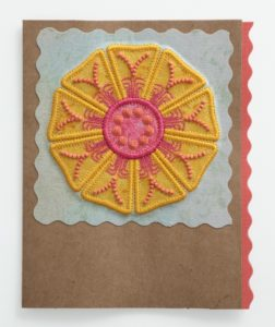Petal Power Card 9 Petals