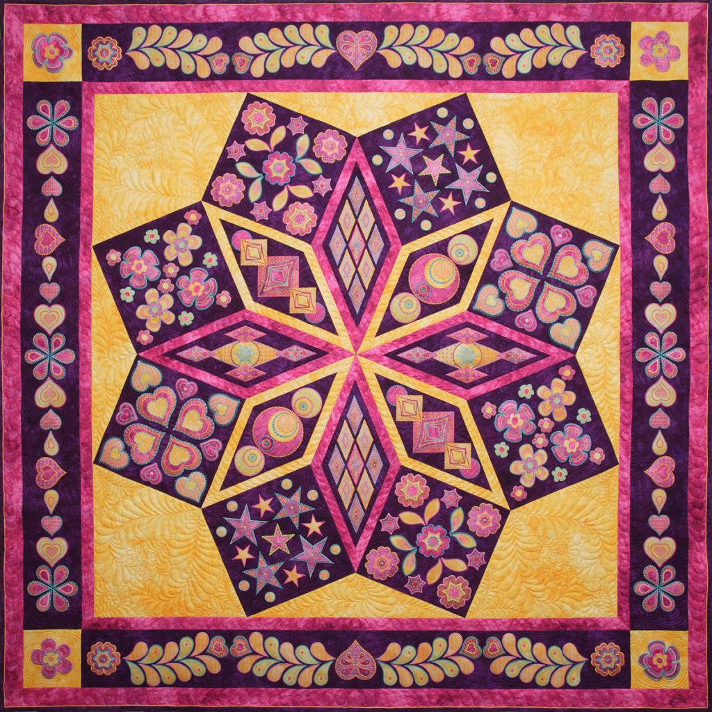 Go Be Dazzled Quilt