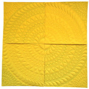 Spirals of Life Quilting